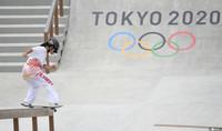 中国选手曾文蕙在比赛中。 图片来源:IC Photo 未经允许,严禁转载
