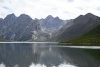 这是8月25日拍摄的年保玉则国家地质公园一角。