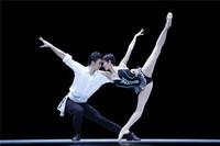 中国舞蹈家表演的《卡门》舞台照。主办方供图