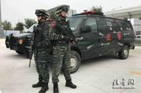 聚焦全运会安保:高科技安保装备助力执勤尖兵