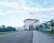 探访东方经济论坛会场:美丽的校园 热切的期盼 侧记