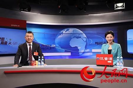 全国政协委员王召明做客人民网谈草原生态大数据指导农牧业生产