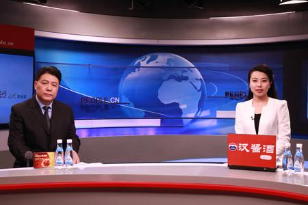 """最高法第一巡回法庭庭长刘贵祥做客人民网谈如何解决法院""""执行难"""""""