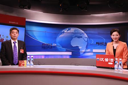 岚桥集团董事长叶成做客人民网强国论坛 谈发展实体经济 成就实业报国