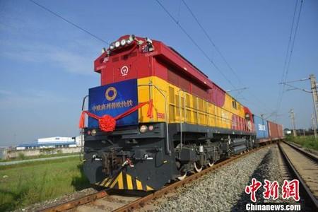 全国政协委员刘以勤:建议支持中欧班列(成都)开展铁路国际运邮试点