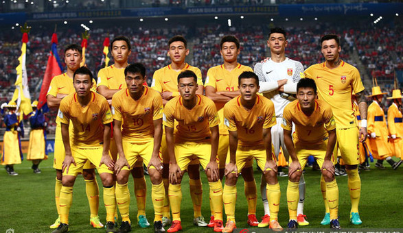 终于打出精气神!国足连扳两球2-3憾负韩国