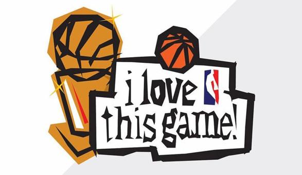 气势逼人!NBA新赛季球队首发阵容漫画版