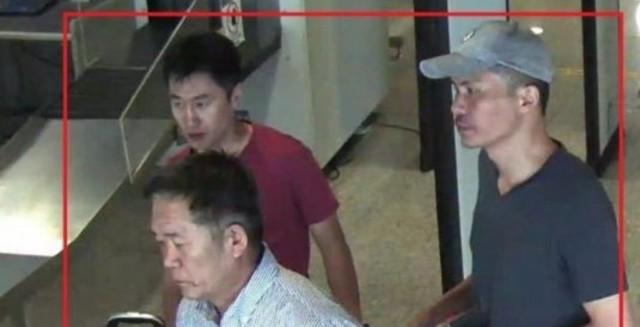 马警方公布正在通缉刺杀金正男嫌犯照片