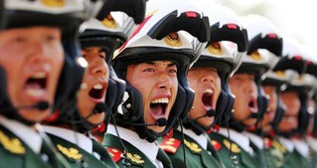 """帅!国宾护卫队""""铁骑天团""""来袭"""