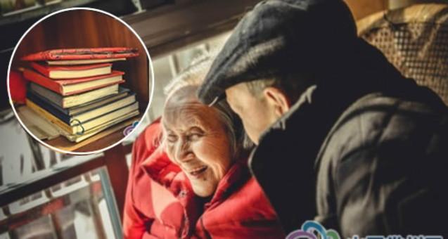 75年爱情日记 见证一对近百岁老人夫妻的爱情