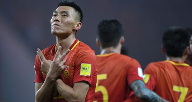 厉害了!世预赛:中国队战胜韩国队