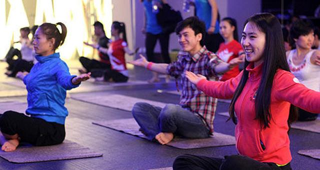 北京市民健身消费将获政府补贴