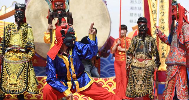 萍乡湘东举办龙舟文化节