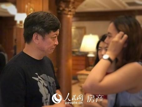 孙宏斌:排查信贷属银行正常流程 愿当乐视网董事长