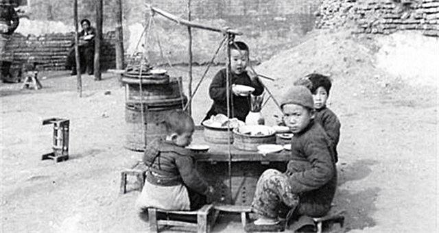 民国时代 那些生活在胡同里的北京人
