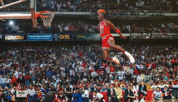 乔丹到底有多恐怖?回看篮球之神的传奇生涯