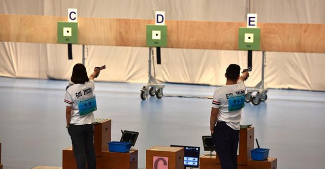 【聚焦全运会】贵州队实现突破:夺得射击铜牌