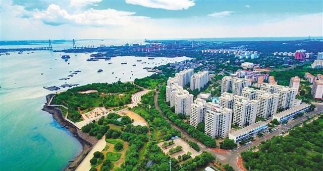 洋浦滨海公园建成万人应急避难所