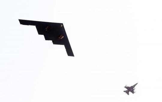 美空军将领:麾下部队已做好对朝作战准备