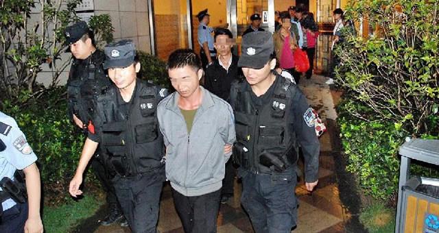 警方合围数十栋高楼 抓获107名涉传人员