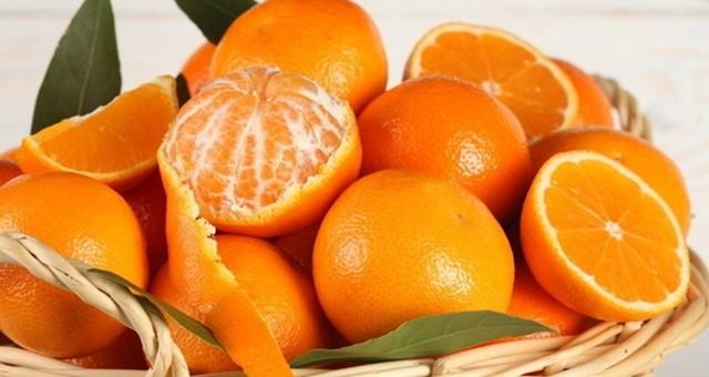 """药食同源:一个橘子=五味""""药"""""""