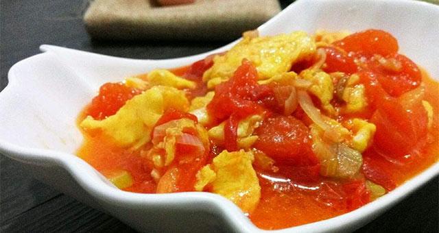 番茄炒蛋,竟然也是增肥食品?