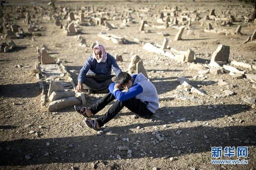 直击伊朗地震重灾区