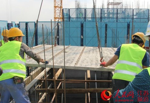 南京保障房项目采用装配化装修 10天可入住