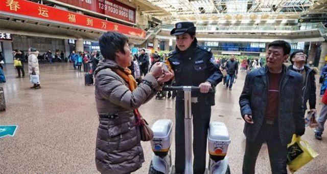 北京:铁警全力保平安