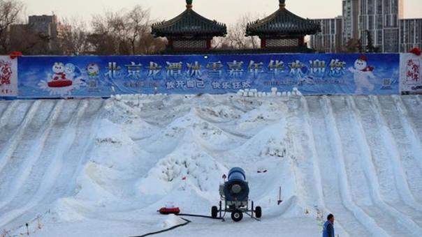 """北京""""无有效降水""""天数将破纪录"""