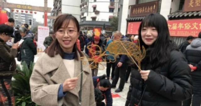 过传统中国年 徐州户部山年俗文化节开幕