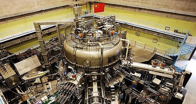 """进军1亿度 中国""""人造太阳""""研究能力不断提升"""