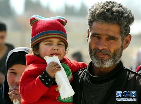 叙政府军收复东古塔一要地  平民撤离