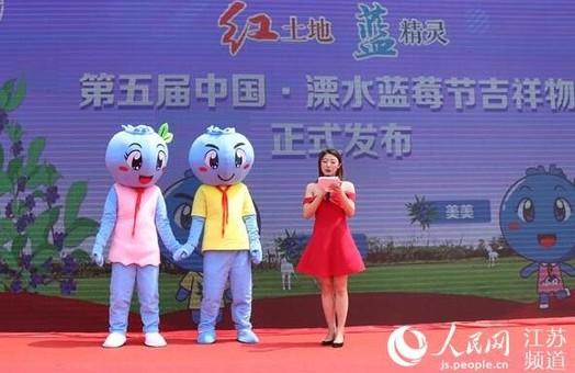 溧水蓝莓节开幕 邀游客采摘蓝莓体验红色文化