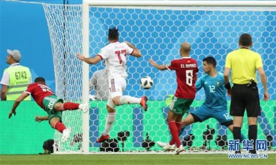 """俄罗斯世界杯屡次上演""""绝处逢生"""""""