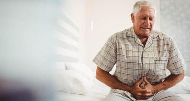 老人拉肚子 可能是疾病警报