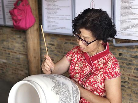 改革开放看江西:千年瓷都绘制新画卷