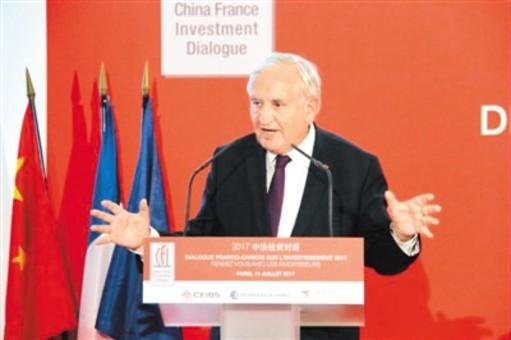 拉法兰:风雨无阻 与中国同行