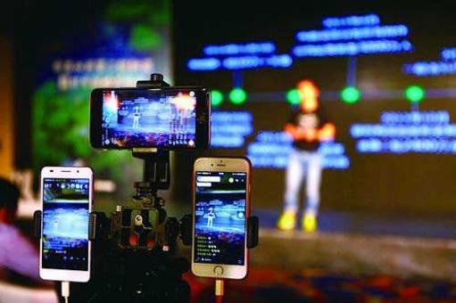 网络直播带来业态发展新机遇