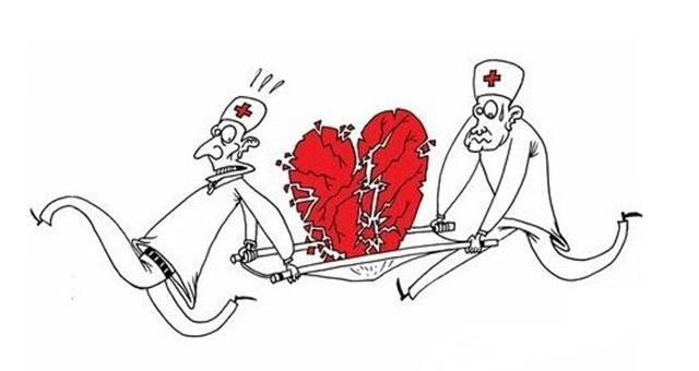 八大征兆预示心梗