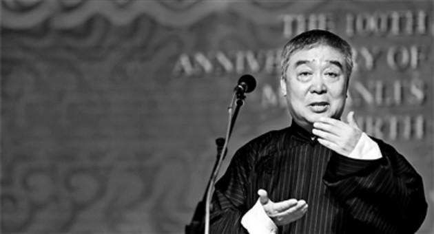 相声表演艺术家师胜杰逝世