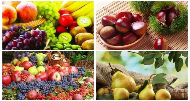秋季水果品种多,记得食用有攻略