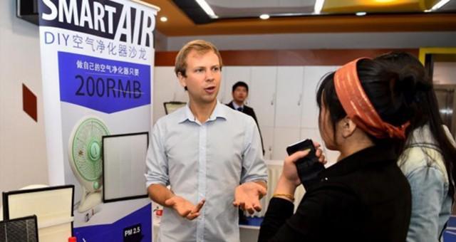 中关村创业大街举办国际创新集市