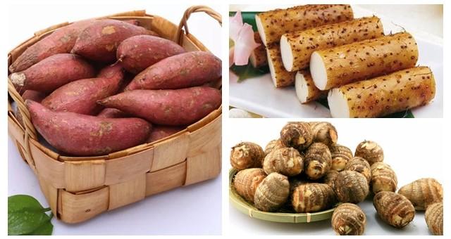 每天二两、尽量清蒸 吃薯类五个提醒