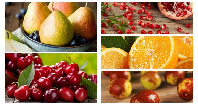 哪些水果营养榜上有名