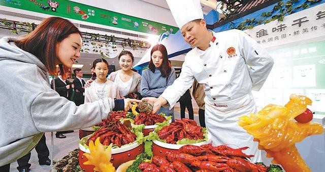 人民日报:淮安积极培育品牌农业 强农富民