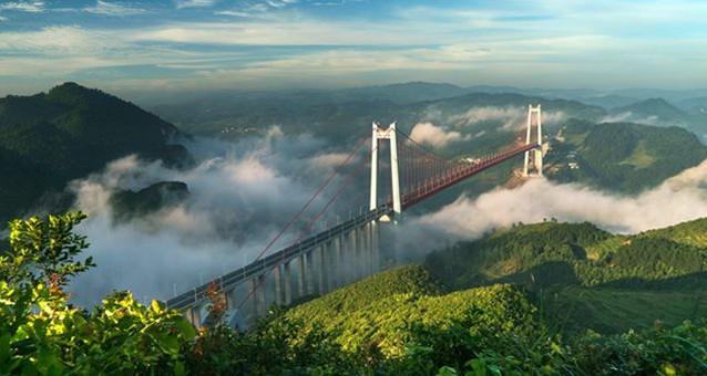 贵州桥:千沟万壑架通途