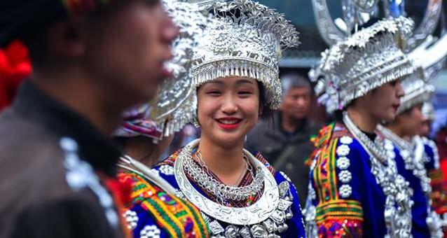中国原生态国际摄影大展在郎德苗寨开幕