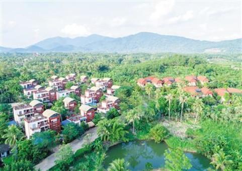 海南少数民族村庄旅游接待品质不断提升