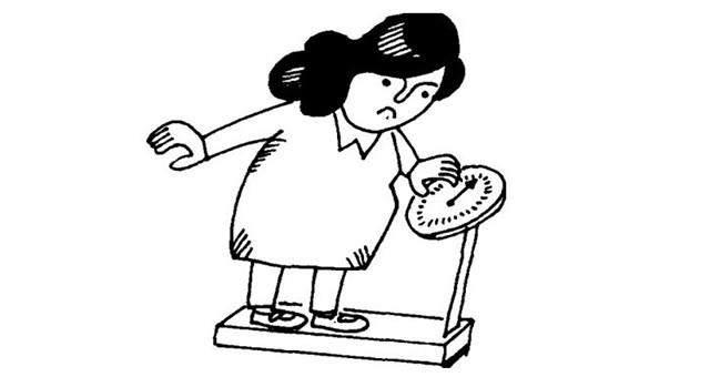 """孕期增重 也要""""斤斤计较"""""""
